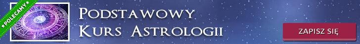 Podstawowy Kurs Astrologii - Włodzimierz Zylbertal - Centrum ARLI - Wrocław