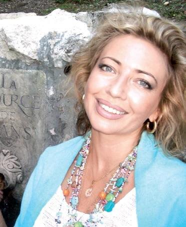 Portret Arletty Sadowskiej - założycielki idyrektor Centrum ARLI